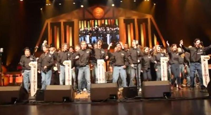 ACM Lifting Lives Music Camp - Grand Ole Opry Performance with Big & Rich